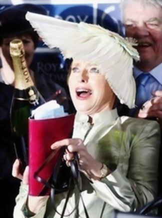Gai winning with Moet and that PINK book